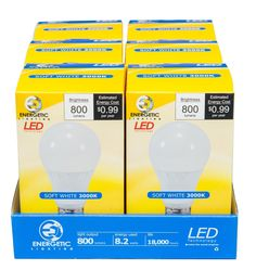Up to 60% off LED Light Bulbs Amazon Deal of the Day