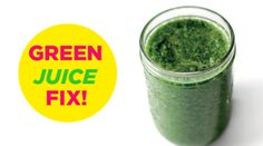 Lose Weight With This Green Juice!