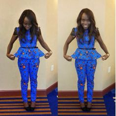 African Fabric, Ankara, African Shop. All Stars Ankara Cigarette Pants   New Look 0916/6231 Misses' Pants