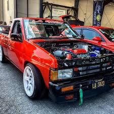 Related image Nissan Trucks, Ford Trucks, Nissan Hardbody, Chevy, Chevrolet, Mini Trucks, Japanese Cars, Lowrider, Mazda