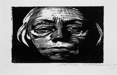 Käthe Kollwitz - Gallery: The 25 Coolest Artist Self-Portraits | Complex AU