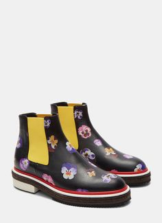 Women's Designer Boots - Shoes | Discover Now LN-CC - Pansy Chelsea Boots
