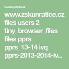 www.zskunratice.cz files users 2 tiny_browser_files files pprs pprs_13-14 ivq pprs-2013-2014-iv-q-tisk.pdf