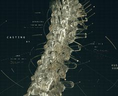 """Check out this @Behance project: """"Organic Machines / Title Sequence"""" https://www.behance.net/gallery/36023715/Organic-Machines-Title-Sequence"""