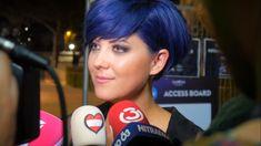 Reaktionen von Paenda nach dem zweiten Semifinale Tel Aviv, Interview, Live, Austria