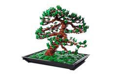 Makoto Azuma LEGO Bonsai Pine Tree