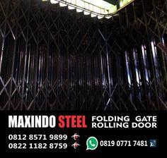 folding gate jakarta timur