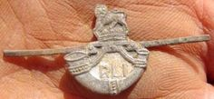RLI badge - Metal detecting Finds - South Africa