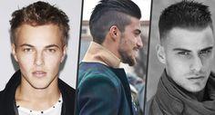 Veja 5 cortes de cabelo masculino para quem não abre mão dos cabelos curtos.