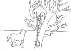 Peter and the Wolf - Downs Junior School Music Wolf, Moose Art, School, English, Animals, Animales, Animaux, Wolves, Schools