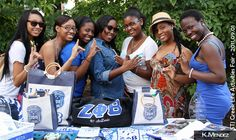 St. Johns University Zeta Phi Beta #Greek #Sorority #ZetaPhiBeta #ZPhiB #Zeta