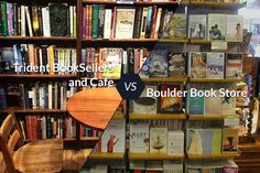 c860a26710 Boulder has an impressive number of independent bookstores. Here s a look at  two of the best known  Boulder Book Store vs. Travel Boulder