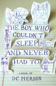 The Boy Who Couldn't Sleep and Never Had To - DC Pierson Cover by Debbie Glasserman