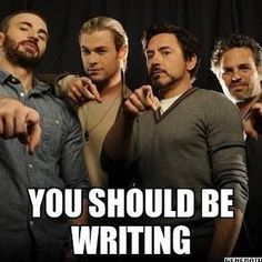 Actually... I should be sleeping, but it's a reasonable time of day elsewhere! #amwritingfantasy #writersofinstagram #writing