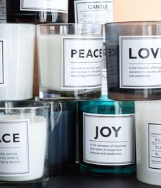 Product Detail | H&M US  -  pink love candle.      lj