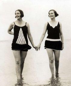 Swimwear, 1928.