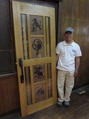 2011年5月15日 みんなの作品【建具】 大阪の木工教室arbre(アルブル)