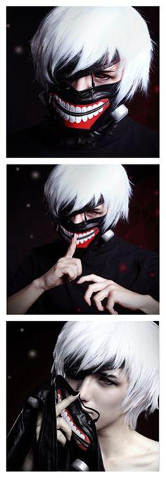 New Tokyo Ghoul Kaneki Ken Cosplay!