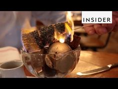 How to Make a S'mores Sundae With Marshmallow Ice Cream - YouTube