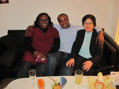 Bi, Kester and Frieda