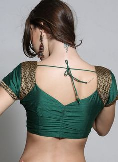 Blouse Back Neck Designs For Pattu Sarees,Latest Blouse Designs 2012,Silk Blouse Back Neck Designs,Latest Saree Blouse Patterns,Blouse Back ...