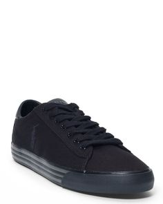Harvey Canvas Sneaker Size 9D