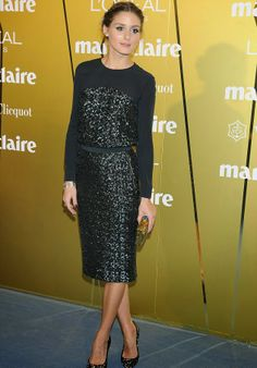 Olivia Palermo at Marie Claire Fashion Prix Awards