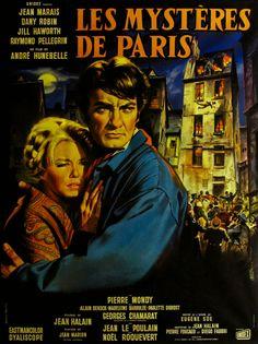 Jean Marais - Les Mysteres de Paris