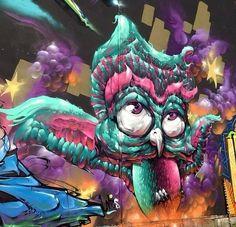 MEKS.. . #graffiti #streetart