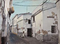 luis miguel villanueva racero: Calle Juan Capitán