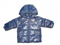 Maat 68 Winterjas Donkerblauw  Merk Benetton