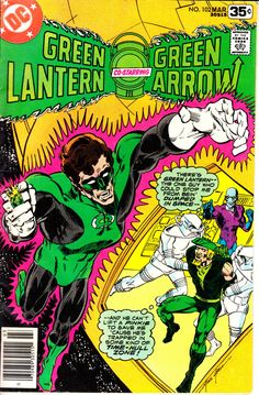 Green Lantern 1960-1988 1st Series DC 102 March by ViewObscura