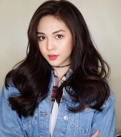 Janella Salvador is a Filipino television and movie actress and singer. Elmo, Maja Salvador, Filipina Beauty, Asian Hair, Beautiful Asian Women, Along The Way, Ulzzang Girl, Eye Color, Girl Crushes