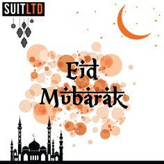 SuitLtd wishes you Eid Mubarak! #SuitLtd #ChooseSuitLtd #EidWishes