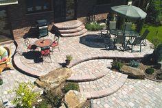 paver patio ideas