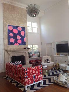 Kerri Rosenthal art of the fireplace