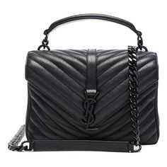 5d202d24f7 Designer Clothes, Shoes & Bags for Women | SSENSE. Saint Laurent College ...