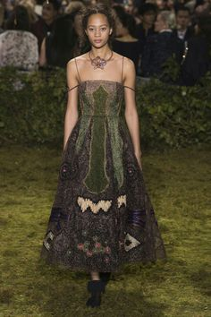 Christian Dior | Spring 2017 | Couture