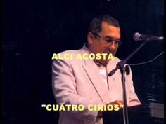 Alci Acosta   Cuatro cirios   Colección Lujomar