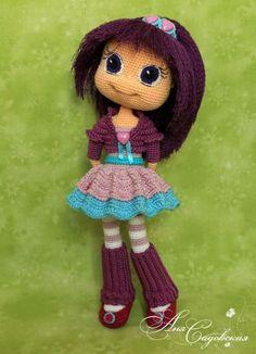 Сливка - Мои игрушечки - Галерея - Форум почитателей амигуруми (вязаной игрушки)