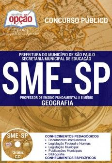 Nova -  Apostila SME SP Professor 2016 PDF e Impressa  #apostilas Saiba como adquirir a sua http://apostilasdacris.com.br/apostila-sme-sp-professor-2016-pdf-e-impressa/