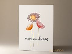 Dandelion Dreams from Clearly Besotted