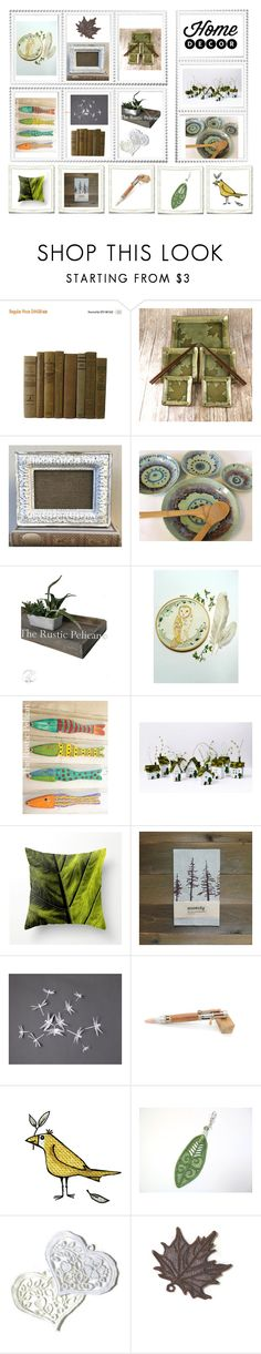 """""""Home gifts"""" by keepsakedesignbycmm ❤ liked on Polyvore featuring interior, interiors, interior design, home, home decor, interior decorating, etsy, accessories and decor"""
