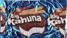 Big Kahuna! Vintage Ice Cream, Snack Recipes, Snacks, Pop Tarts, Sandwiches, Cookies, Big, Nostalgia, Food