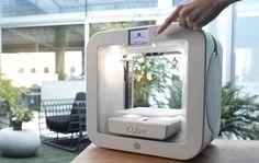 3D Systems から2色対応で1000ドル以下の3DプリンタCube 3、3色対応CubePro - Engadget Japanese