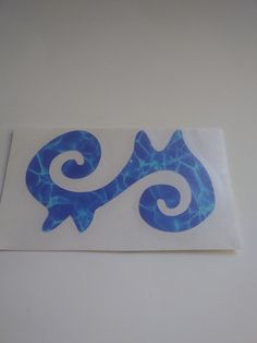 Energy symbol, BOHO Energy Decal, BOHO stickers, water ripple pattern by Adsforyou on Etsy Energy Symbols, Water Ripples, Guns And Roses, Window Decals, Stickers, Lettering, Boho, Handmade Gifts, Pattern