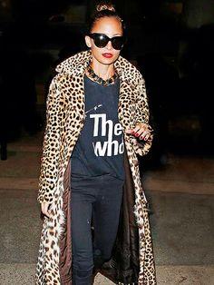 The who? Nicole Richie.