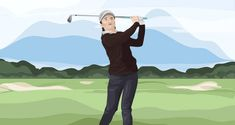 Golf Tips Compressed Iron Shots - You know golf is all about approach shots. Which means that you have to hit your irons better. Here's how you hit those crisp, compressed iron shots. Golf Etiquette, Golf Score, Golf Putting Tips, Best Iron, Golf Instruction, Golf Tips For Beginners, Golf Training, Golf Irons, Golf Lessons