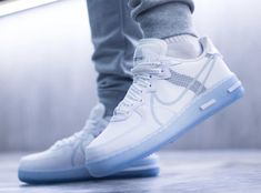 Air Force 1, Nike Air Force, Lenticular Printing, Yeezy, Hybrid Design, Louis Vuitton, Hash Tag, Fendi, Givenchy