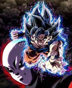 Goku Migatte No Gokui Vs Jiren